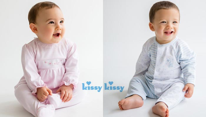 Kissy Kissy Infant Clothing
