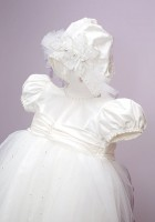Christening Gown & Bonnet