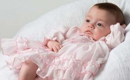Sarah Louise Infant Girl Dress