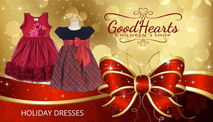 Children's Holiday Dresses