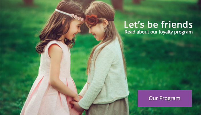 Goodhearted Childrens Shop Loyalty Program