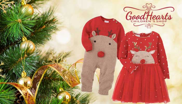 Goodhearts Christmas Childrens Clothing in Reading MA